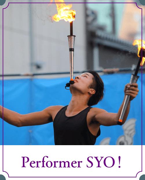 Performer SYO!