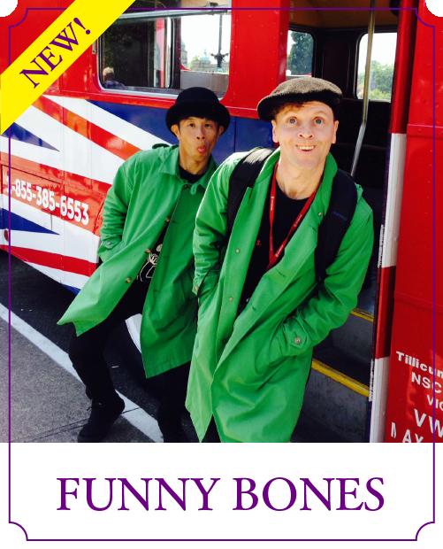 FUNNY BONES